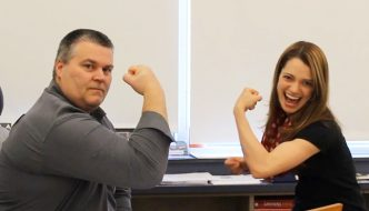 Using Competition to Engage Students – Interview with Dave L.